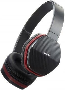 JVC HA-SBT5-R Red