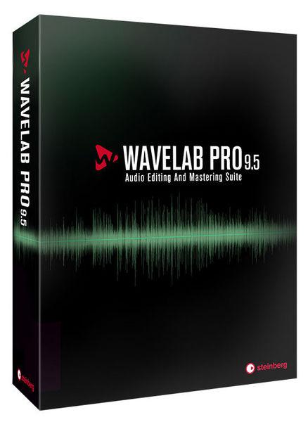 Steinberg Wavelab Pro 9.5/10