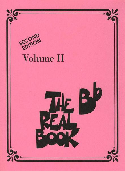 Real Book Vol.2 Bb Hal Leonard