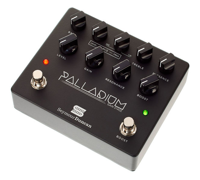 Seymour Duncan Palladium Gain Stage BK