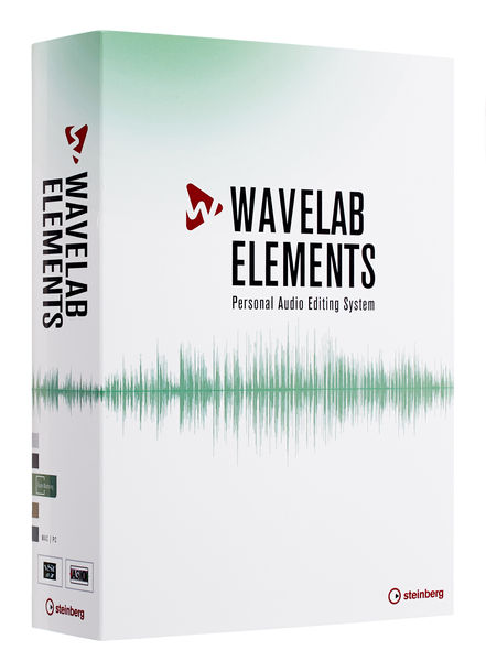 Steinberg Wavelab Elements 9.5/10