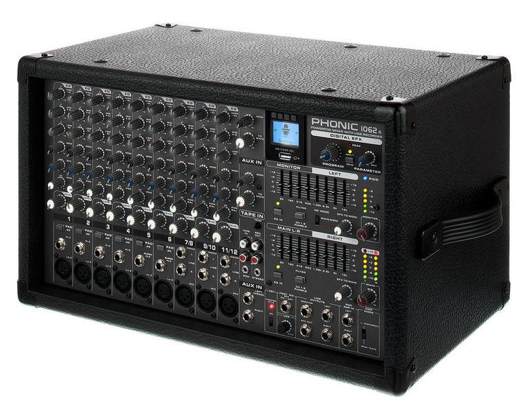 Phonic Powerpod 1062R