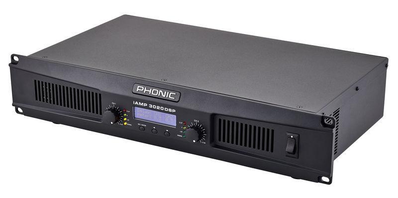 Phonic IAMP 3020 DSP