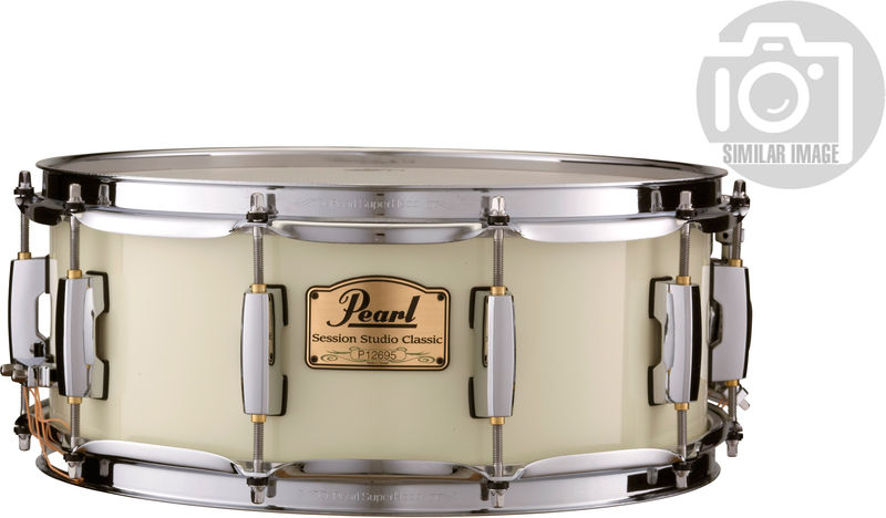 "Pearl SSC 14""x6,5"" Snare Ivory"