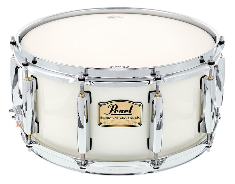 """Pearl SSC 14""""x6,5"""" Snare Ivory"""