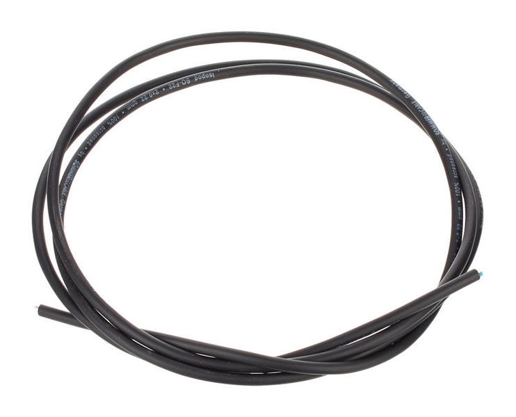Sommer Cable SC Isopod SO-F22 BLK