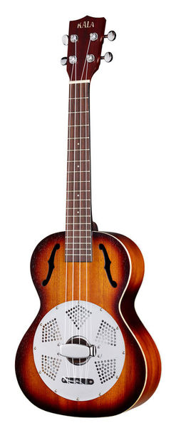 Kala Tenor Resonator Ukulele SB