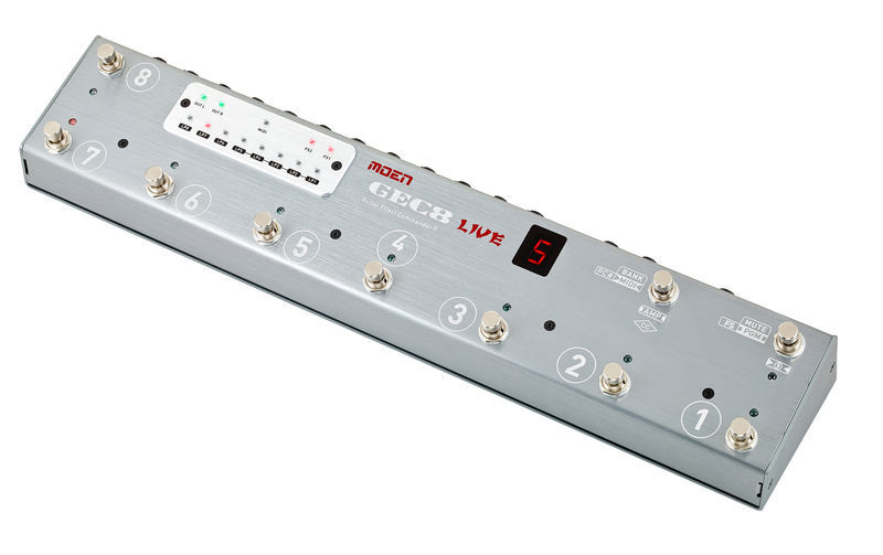 Moen GEC8 Live MIDI Looper/Switcher