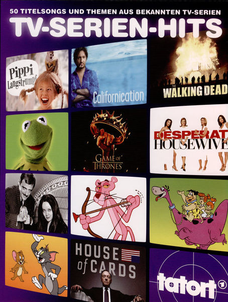 TV-Serien-Hits - 50 Titelsongs Bosworth