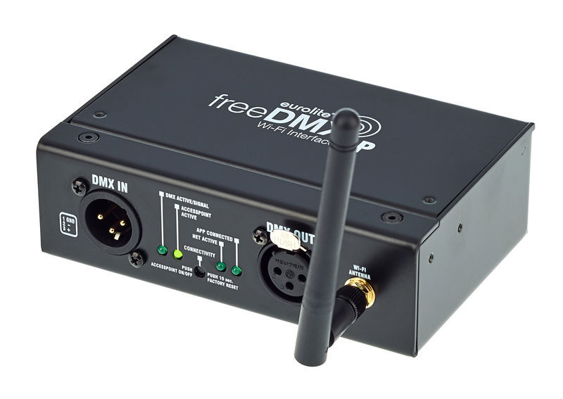 Eurolite freeDMX AP Wi-Fi Interface