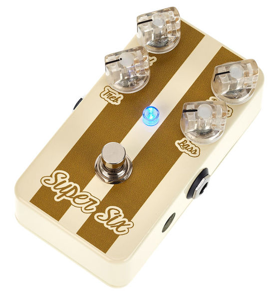 Lovepedal Super Six Stevie Mod