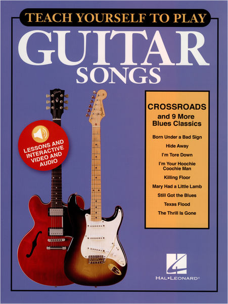Hal Leonard Teach Yourself To Play Blues