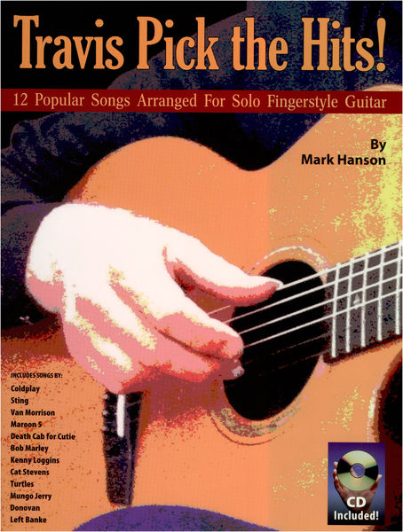 Hal Leonard Travis Pick The Hits