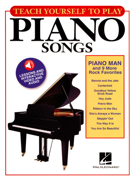 Hal Leonard Teach Yourself To Play P.Rock