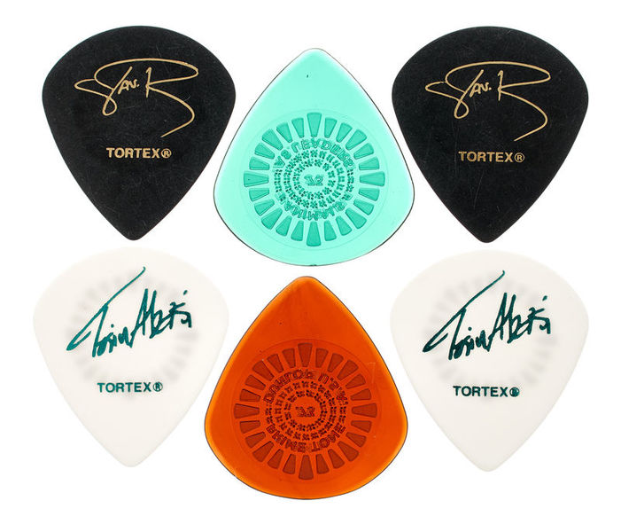Dunlop Animals as Leaders Pick Tin 6