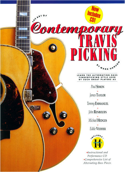 Accent On Music Contemporary Travis Picking