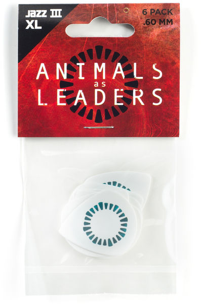 Dunlop Animals as Leaders 0.60 white