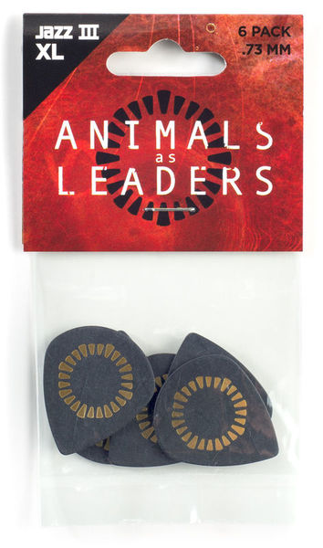 Dunlop Animals as Leaders 0.73 black