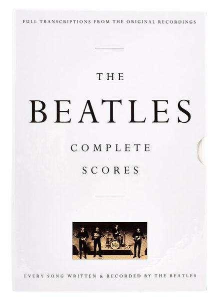 The Beatles Complete Scores Hal Leonard