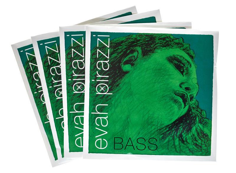 Pirastro Evah Pirazzi Bass solo