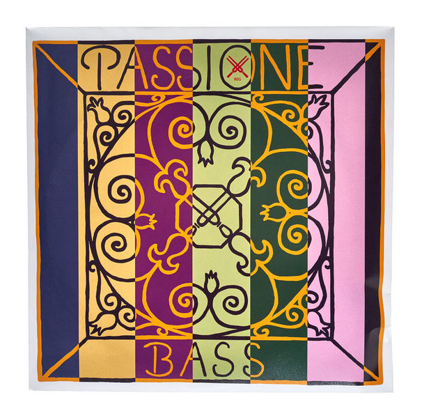 Pirastro Passione A Bass medium