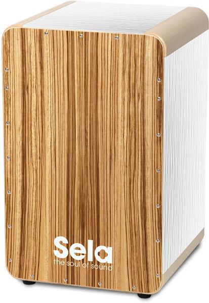 Sela SE 022 Wave White Zebrano