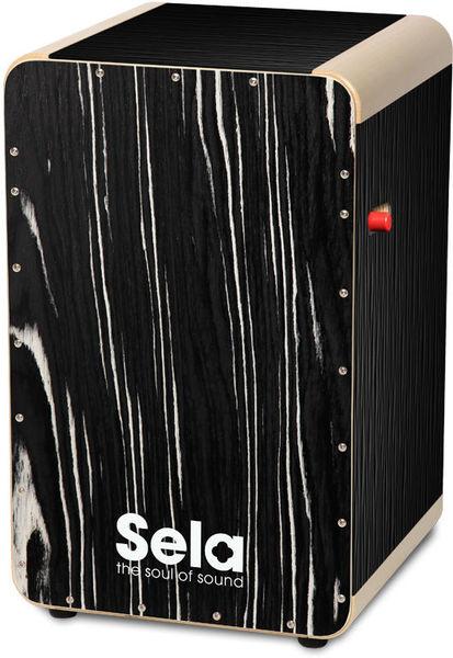 Sela SE 030 Wave Pro Black Makassar