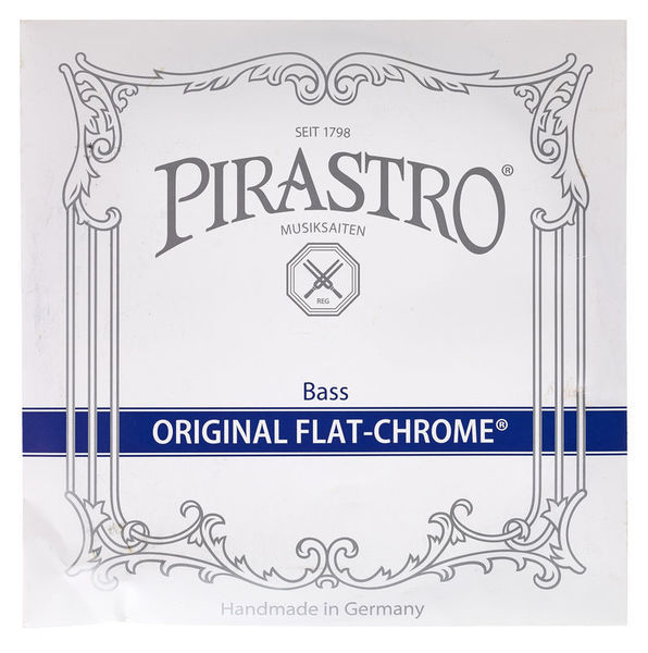 Pirastro Original Flat-Chrome A Bass