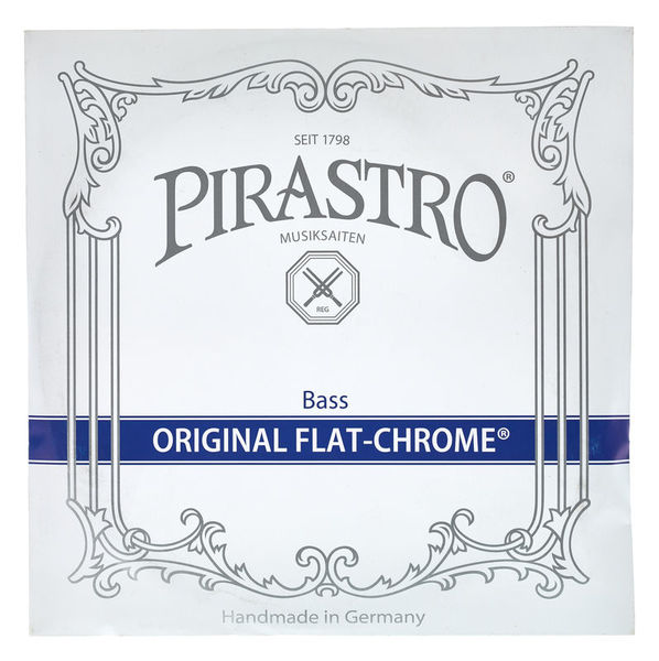 Pirastro Original Flat-Chrome E Bass