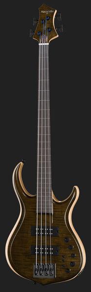 Marcus Miller M7 Swamp Ash 4st FL TBK/G