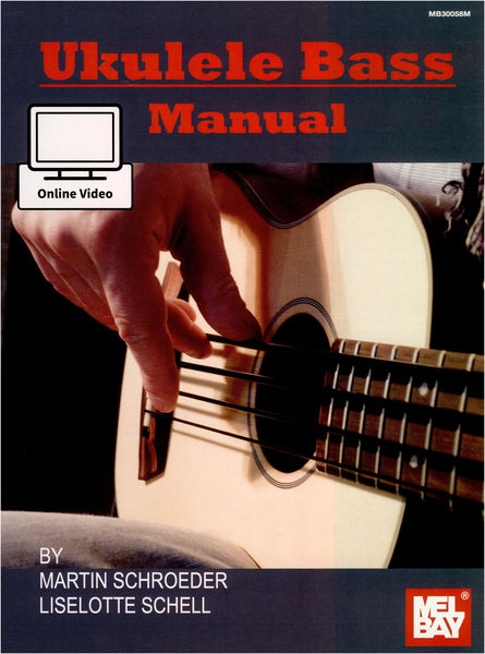 Mel Bay Ukulele Bass Manual