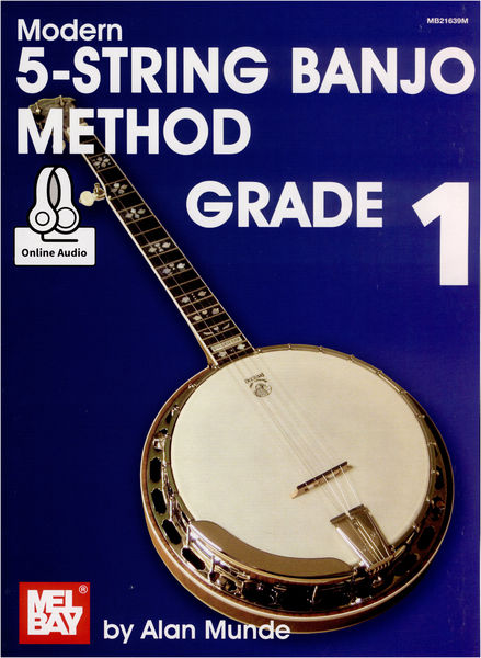 Mel Bay Modern 5-String Banjo Method