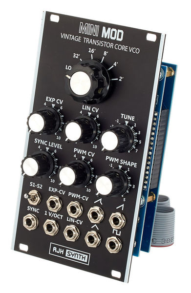 AJH Synth MiniMod VCO black