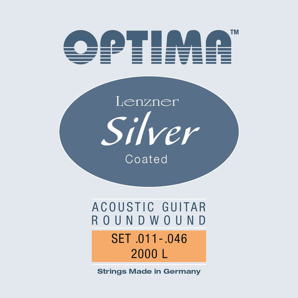 Optima Lenzner Silver Acoustic Light