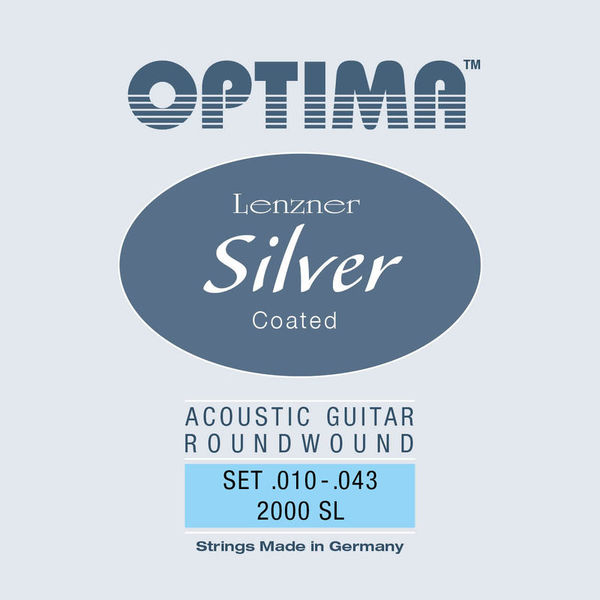 Optima Lenzner Silver Acoustic SLight