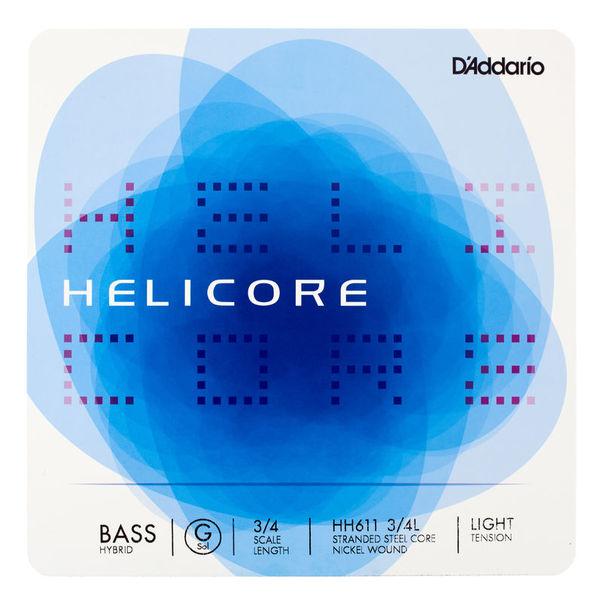 Daddario HH611-3/4L Helicore Bass G L