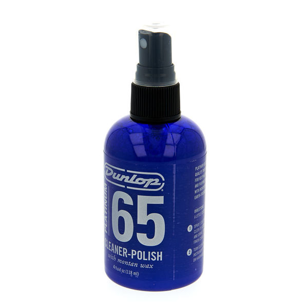 Dunlop Platinum 65 Guitar Care 4oz