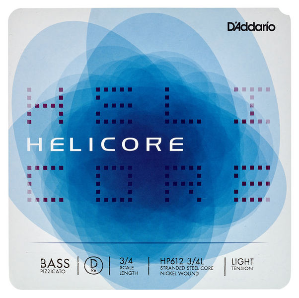 Daddario HP612-3/4L Helicore Bass D L