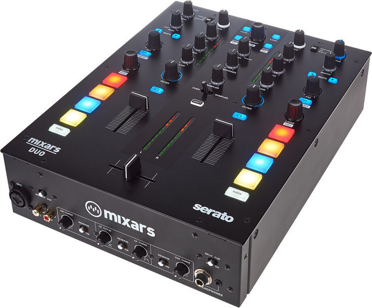 Duo MK II Mixars