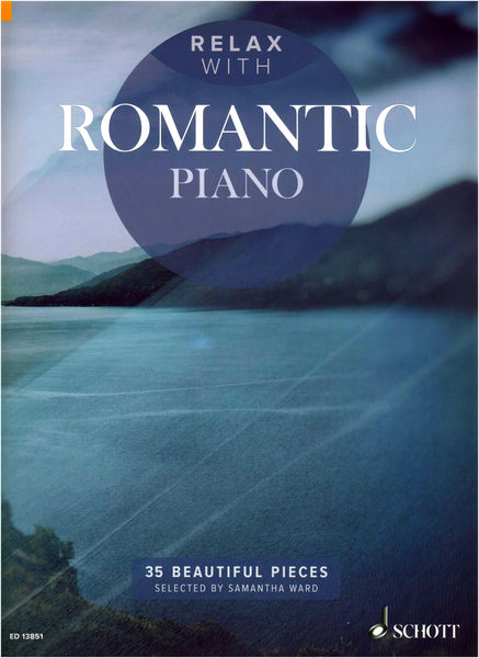 Schott Relax Romantic Piano