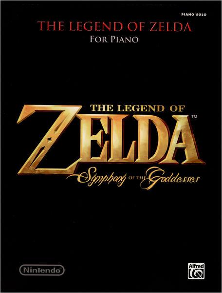 Zelda Symphony o.t. Goddesses Alfred Music Publishing