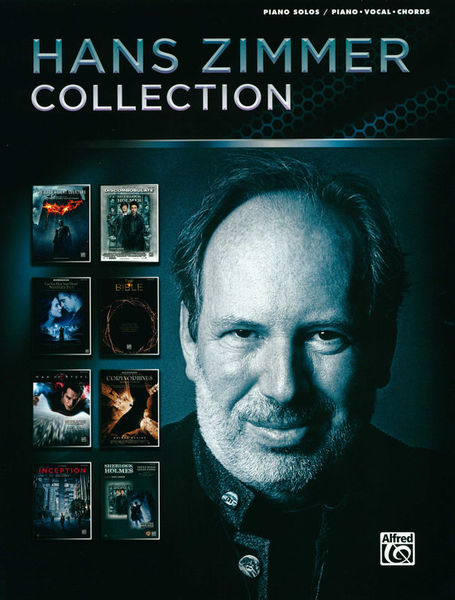 Hans Zimmer Collection Alfred Music Publishing