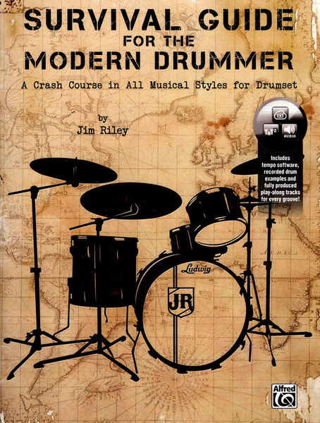 Survival Guide Modern Drummer Alfred Music Publishing