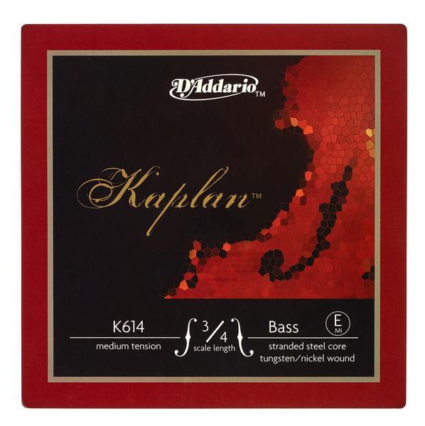 Daddario K614-3/4M Kaplan Bass E med.