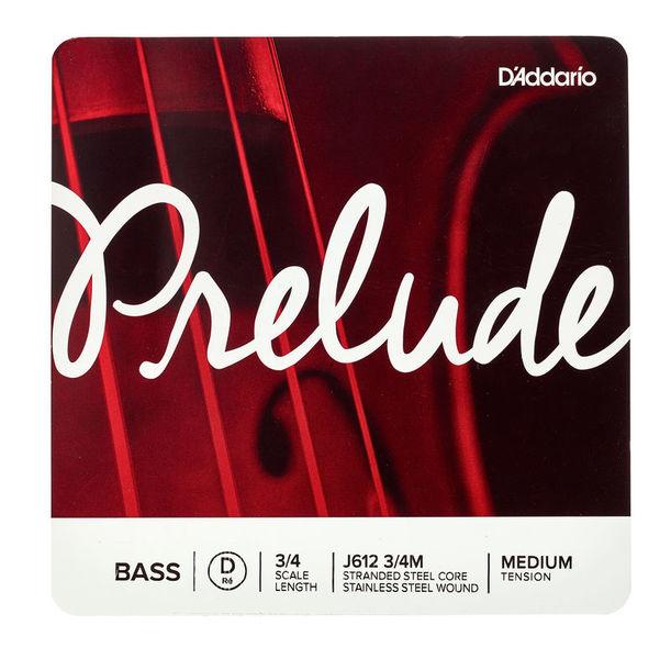 Daddario J612-3/4M Prelude Bass D med.