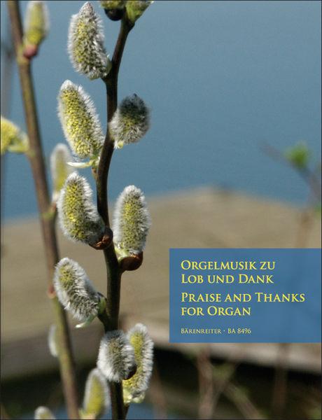 Bärenreiter Praise Thank Organ 1