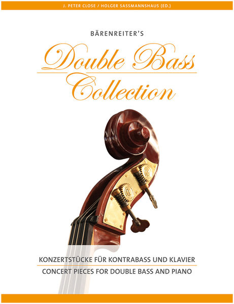 Bärenreiter Concert Pieces Double Bass