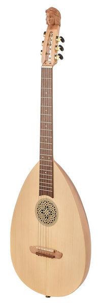 Thomann Steel String Lute Guitar