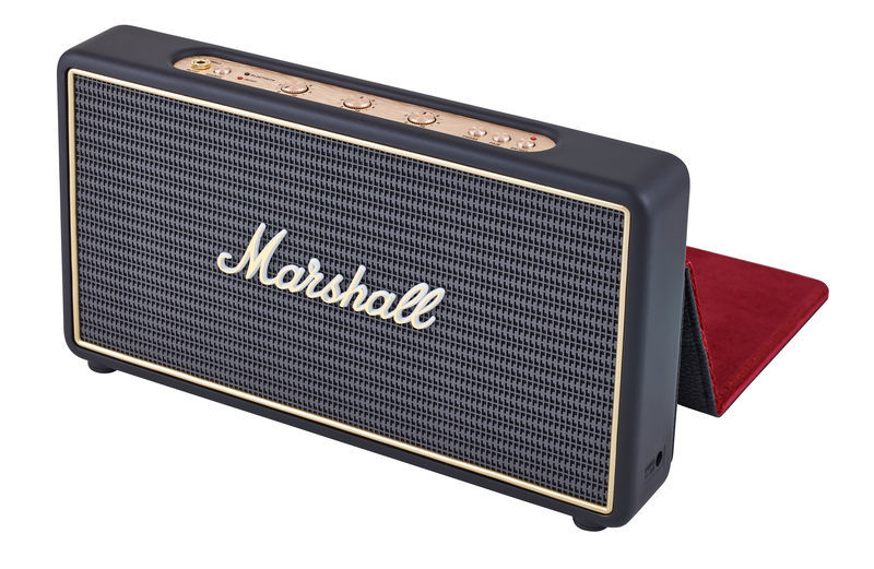Marshall Stockwell incl. Cover
