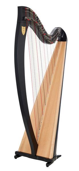 Lyon & Healy Ogden Lever Harp 34 Str. EB